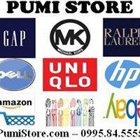 Pumi Store Logo