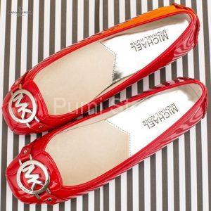 Giày Michael Kors - màu Đỏ