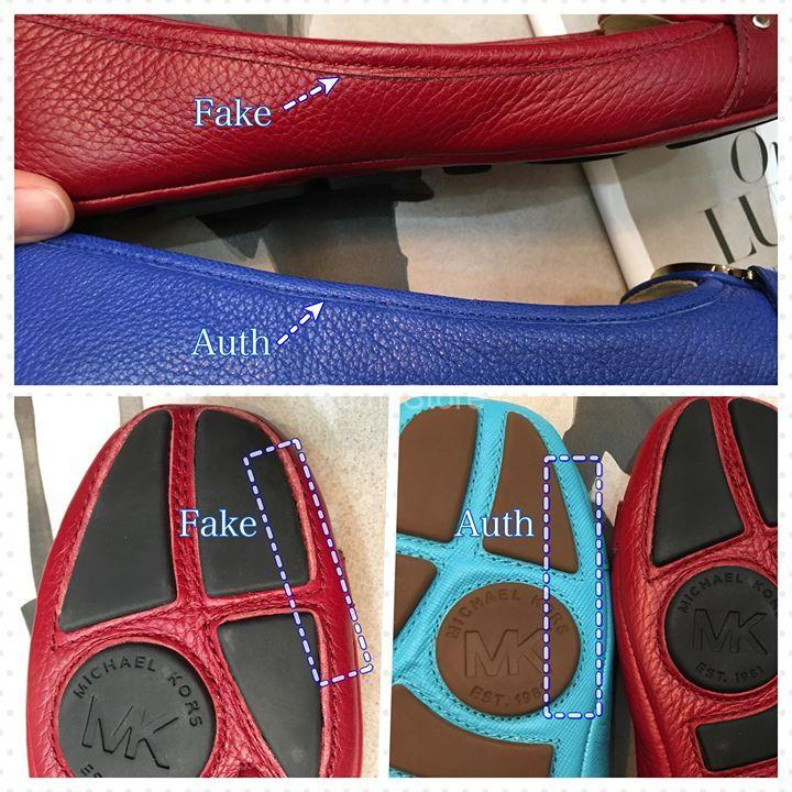 Giày MK authentic hay fake