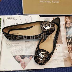Michael Kors Fulton Moc Haircalf Grey