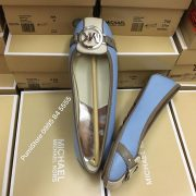 Michael Kors Fulton Moc Light Sky Ecru