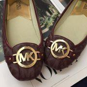 Michael Kors Fulton Moc Merlot MK