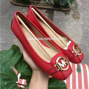 Giay Michael Kors Bright red