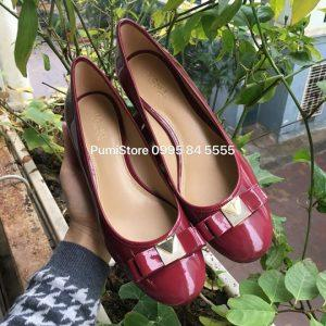 Giày cao gót Michael Kors Caroline Mulberry