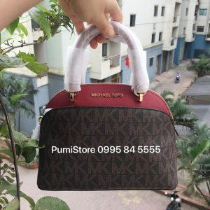 Tui Michael Kors Emmy Dome Brown cherry
