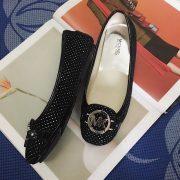 Giay Michael Kors Black Glitter