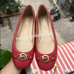 Giay Michael Kors Hampton Red