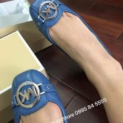 Giay Michael Kors Denim leather