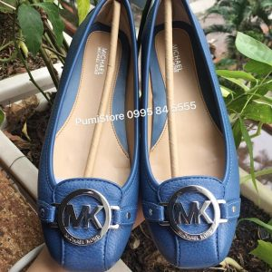 Giay Michael Kors Denim leather