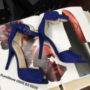 Sandals cao gót Nine West Amma