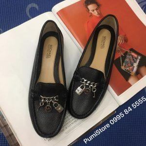 Giay Michael Kors Loafer Suki Black