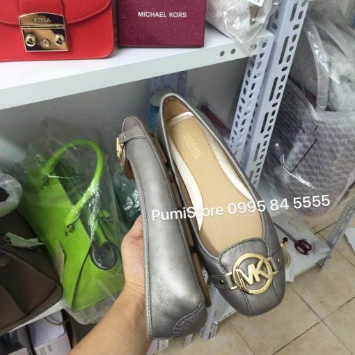 Giay Michael Kors Champagne
