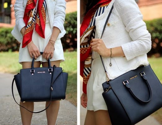 Phong cach mix and match cung michael kors