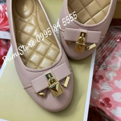 Giay Michael Kors Alice Ballet Soft Pink