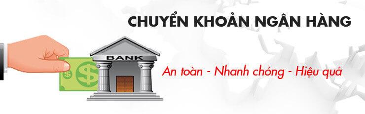 Tài khoản ngân hàng Pumi Store