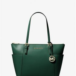 Tui Michael Kors Jet Set Item EW TZ Tote Racing Green