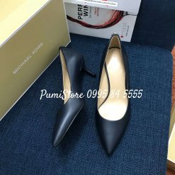 Giay Michael Kors Flex Kitten Pump Admiral Leather