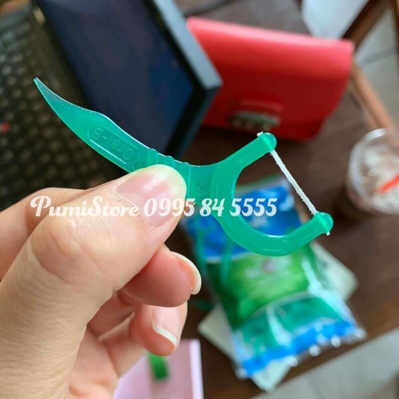 Tam chi nha khoa Oral B