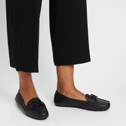 Giay Calvin Klein Ladeca Black
