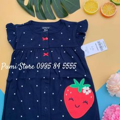 Carter's romper Strawberry