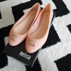 Giày Melissa Doll IV AD Pink