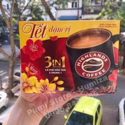 Highlands coffee oa tan 3in1