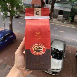 Cà phê bột Highlands Coffee Culi
