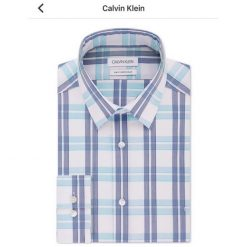 Áo sơ mi Calvin Klein Slim fit